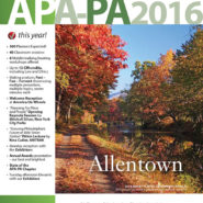 2016 APA-PA Conference COVER