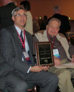 Irv Hand Award